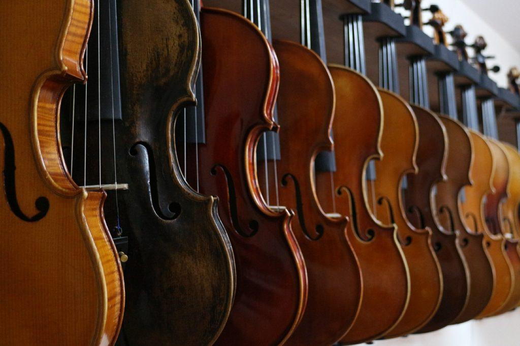 Instrumentenhändler