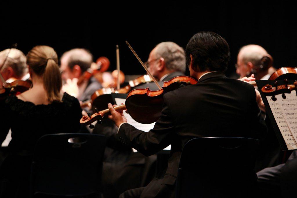 Instrumentenversicherungen für Orchester - klassisch