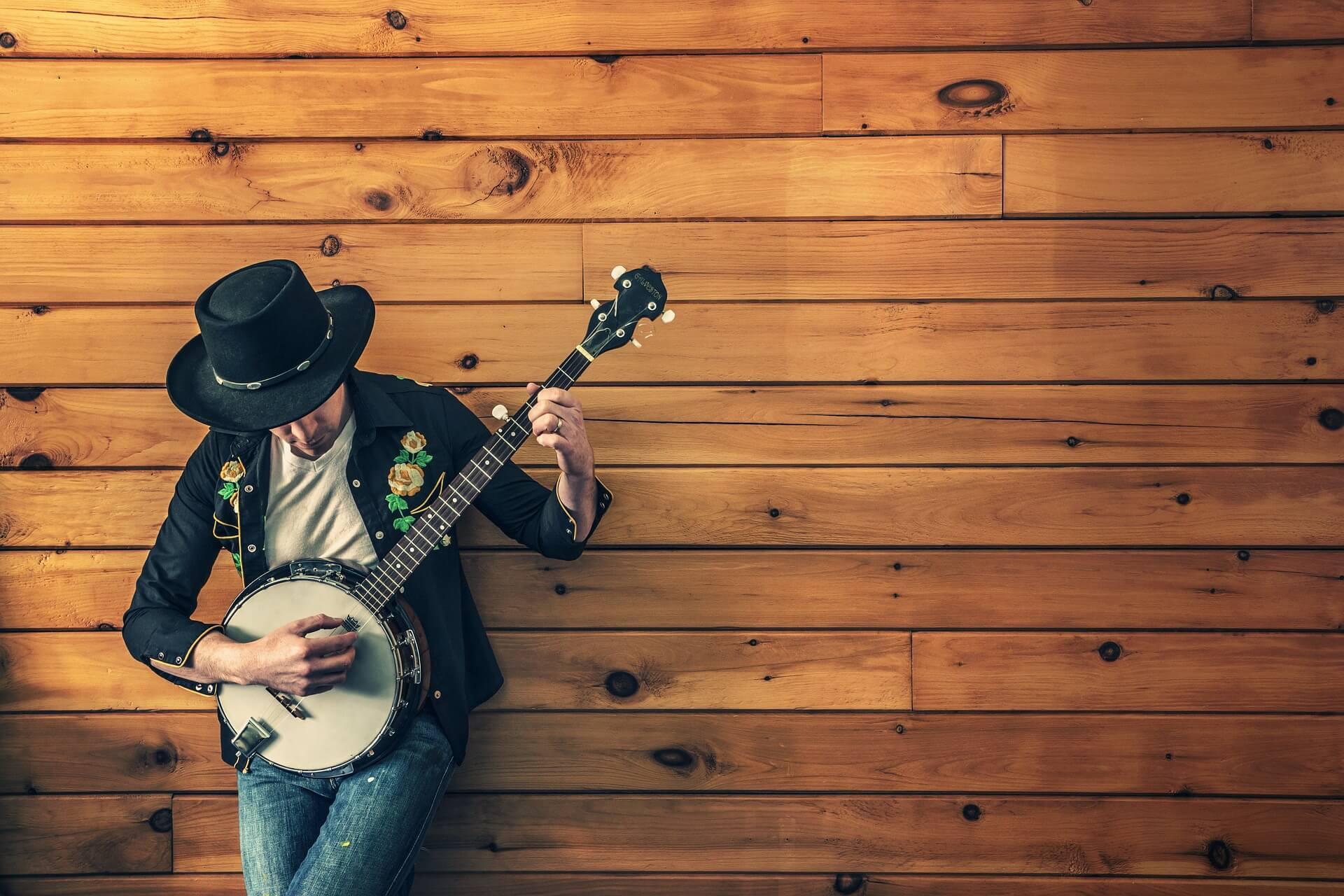 Reisen mit Musikinstrumenten Gitarre